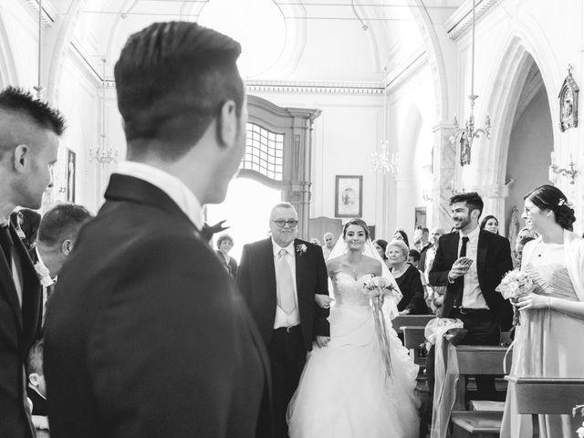 Il matrimonio di Cristian e Silvia a Monastir, Cagliari 19