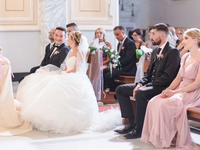 Il matrimonio di Cristian e Silvia a Monastir, Cagliari 26