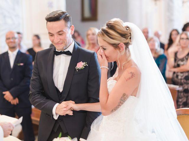 Il matrimonio di Cristian e Silvia a Monastir, Cagliari 29