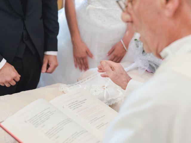 Il matrimonio di Cristian e Silvia a Monastir, Cagliari 30