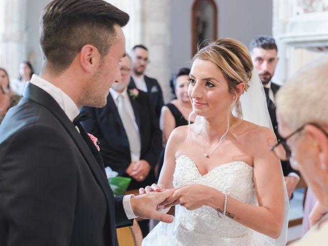 Il matrimonio di Cristian e Silvia a Monastir, Cagliari 33