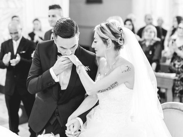 Il matrimonio di Cristian e Silvia a Monastir, Cagliari 34