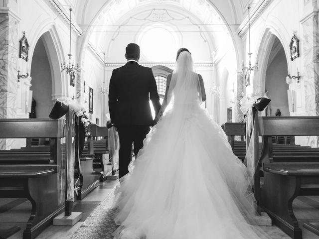 Il matrimonio di Cristian e Silvia a Monastir, Cagliari 40