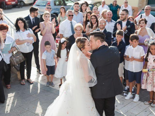 Il matrimonio di Cristian e Silvia a Monastir, Cagliari 42