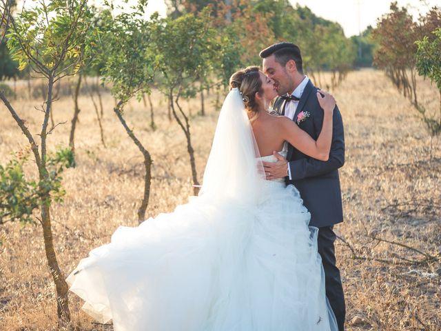 Il matrimonio di Cristian e Silvia a Monastir, Cagliari 46