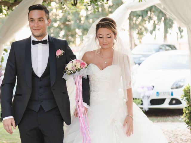 Il matrimonio di Cristian e Silvia a Monastir, Cagliari 48