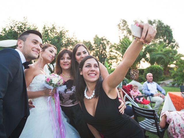 Il matrimonio di Cristian e Silvia a Monastir, Cagliari 50