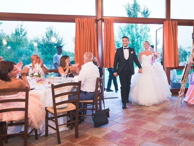 Il matrimonio di Cristian e Silvia a Monastir, Cagliari 55