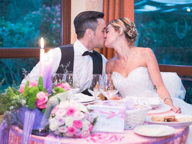 Il matrimonio di Cristian e Silvia a Monastir, Cagliari 56