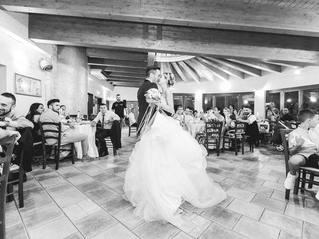 Il matrimonio di Cristian e Silvia a Monastir, Cagliari 57