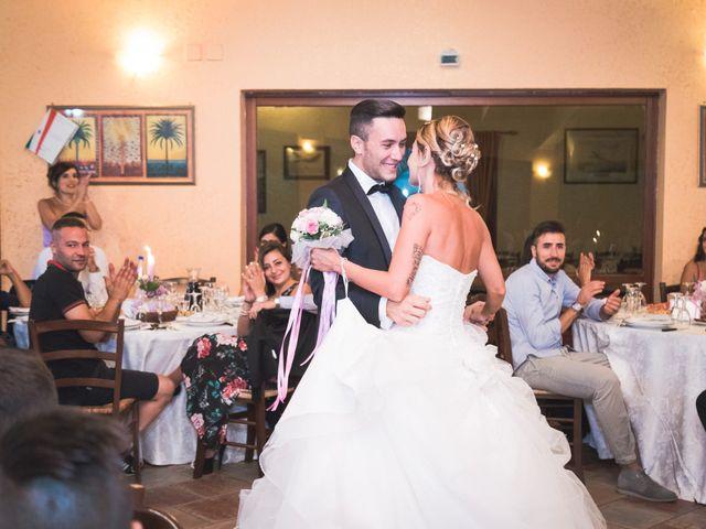 Il matrimonio di Cristian e Silvia a Monastir, Cagliari 59