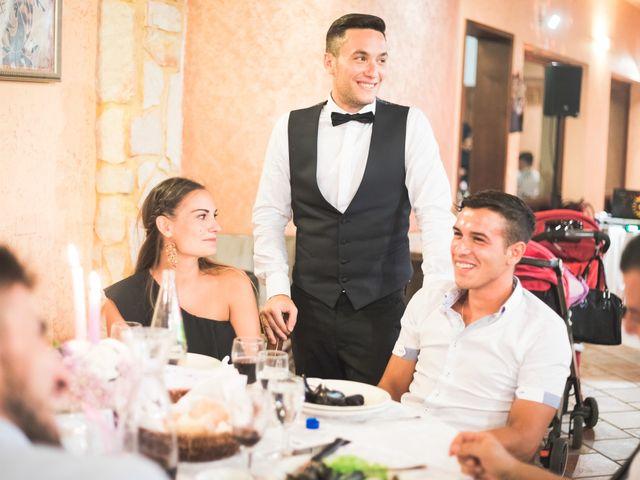 Il matrimonio di Cristian e Silvia a Monastir, Cagliari 63