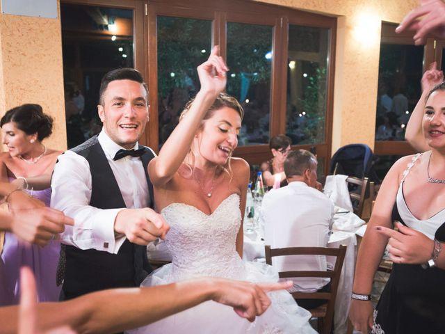 Il matrimonio di Cristian e Silvia a Monastir, Cagliari 66