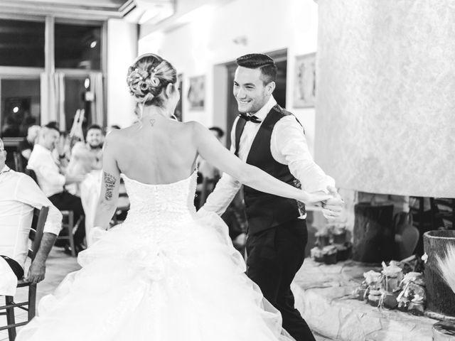 Il matrimonio di Cristian e Silvia a Monastir, Cagliari 71