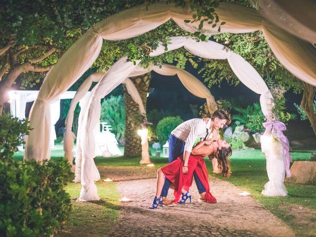 Il matrimonio di Cristian e Silvia a Monastir, Cagliari 86