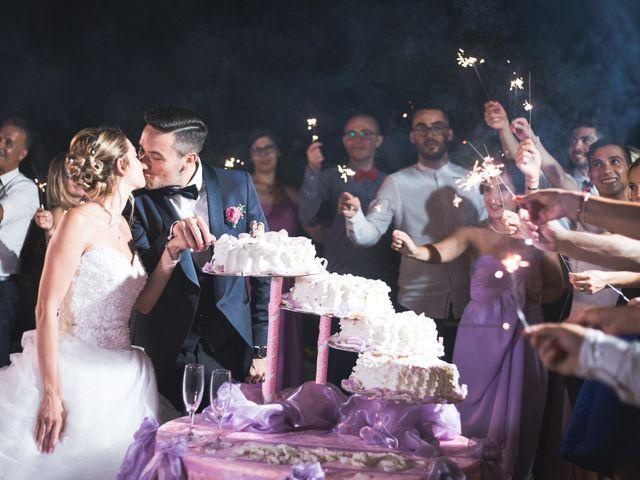 Il matrimonio di Cristian e Silvia a Monastir, Cagliari 88