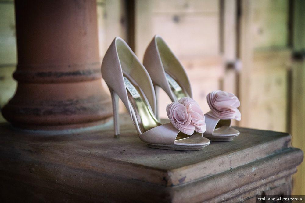 2ª partita: le scarpe da sposa 1