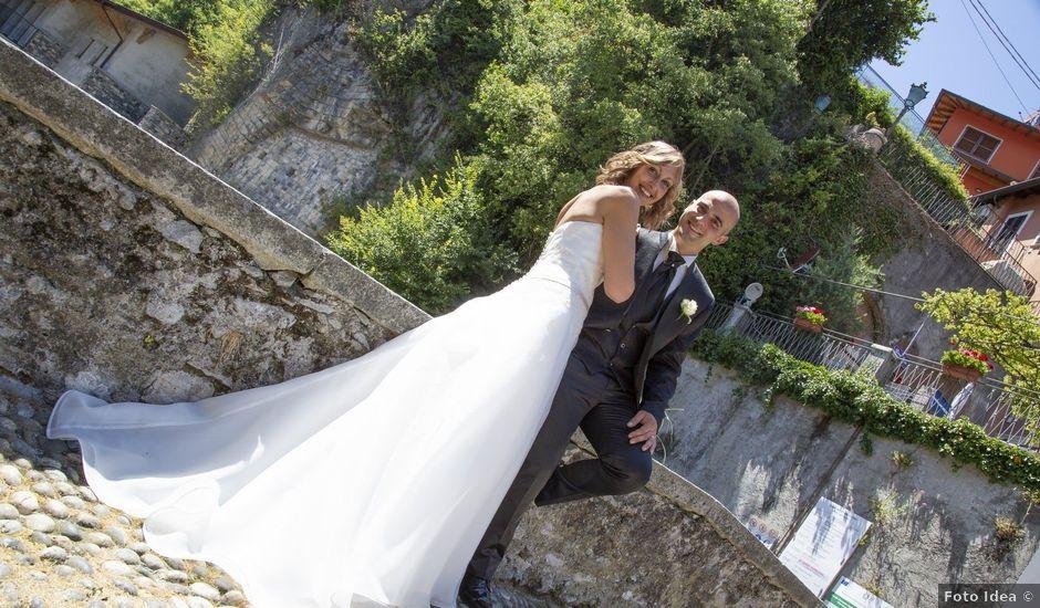 Il matrimonio di Riccardo e Roberta a Schignano, Como