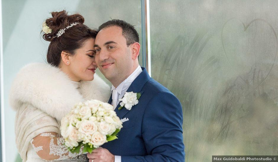 Il matrimonio di Andrea e Eliana a Ancona, Ancona
