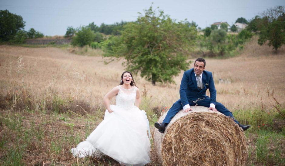 Il matrimonio di Antonio e Michela a Marsico Nuovo, Potenza