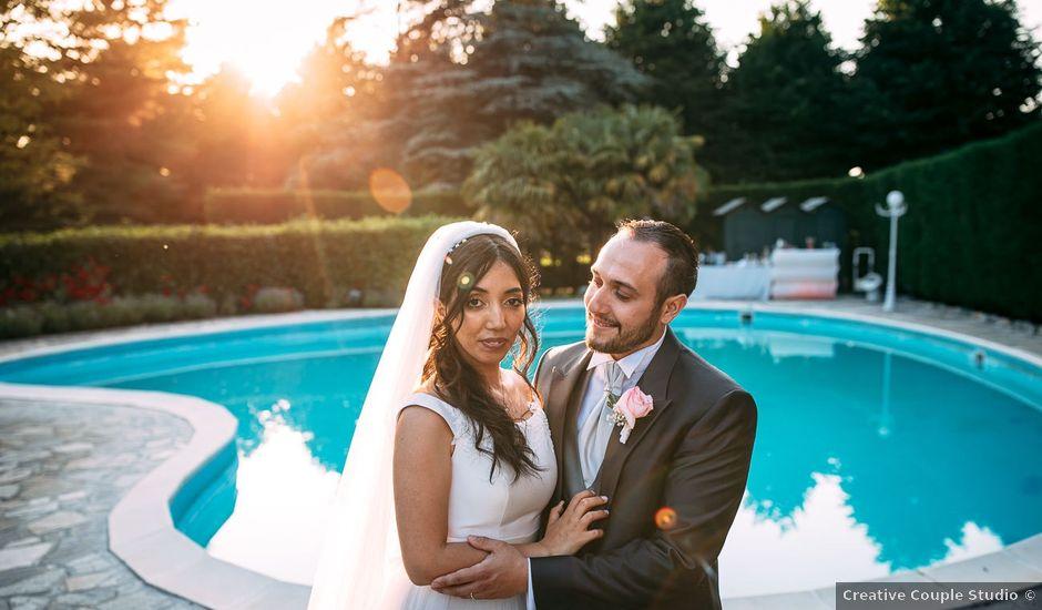 Il matrimonio di Davide e Yasmine a Ovada, Alessandria