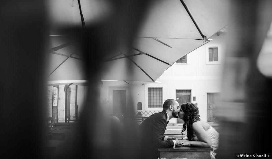Il matrimonio di Pietro e Giulia a Roma, Roma