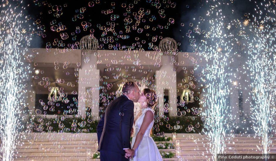 Il matrimonio di Giuseppe e Ilaria a Lucera, Foggia