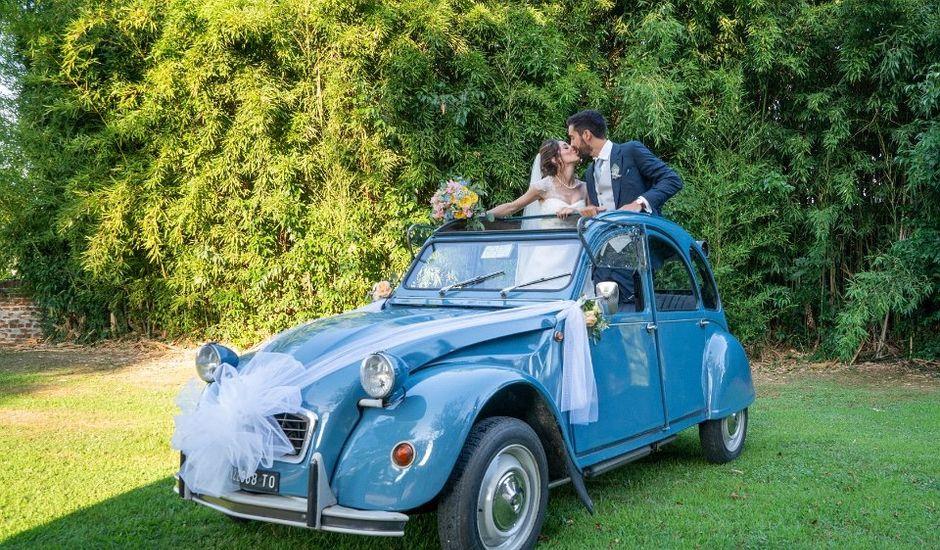 Il matrimonio di Matteo e Martina a Rivarolo Canavese, Torino