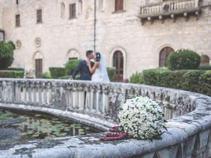Le nozze di Dany e Sonia