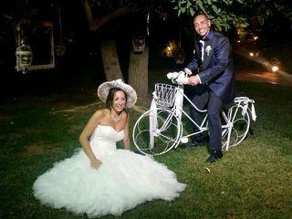 Le nozze di Tatiana e Vincenzo