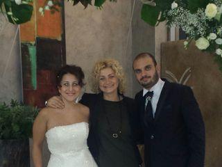 Le nozze di Maria Teresa  e Bruno