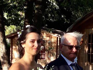 Le nozze di Sara e Fra 1