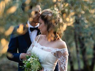 Le nozze di Desy e Andrea