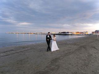 Le nozze di Catalina e Cristian