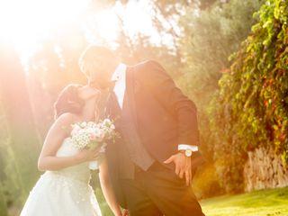 Le nozze di Michele e Francesca 1