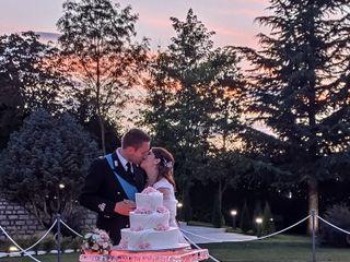 Le nozze di Fiorella e Piergiorgio  3