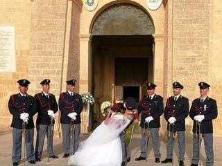 Le nozze di Paolo e Diana