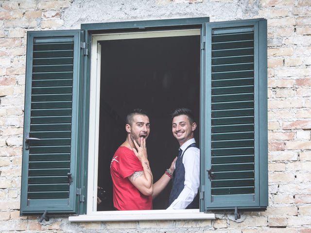 Il matrimonio di Sonia e Dany a Manoppello, Pescara 7