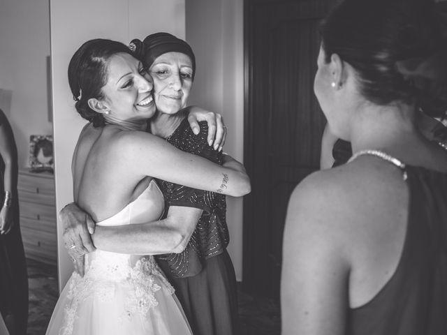 Il matrimonio di Sonia e Dany a Manoppello, Pescara 16