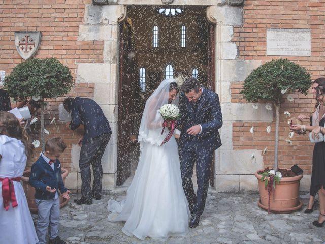 Il matrimonio di Sonia e Dany a Manoppello, Pescara 21