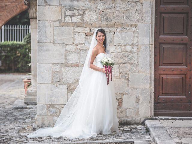Il matrimonio di Sonia e Dany a Manoppello, Pescara 24