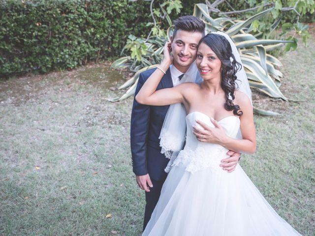 Il matrimonio di Sonia e Dany a Manoppello, Pescara 25
