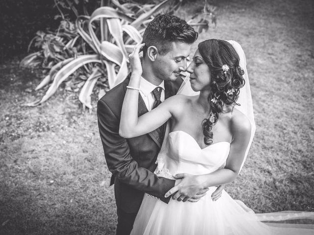 Il matrimonio di Sonia e Dany a Manoppello, Pescara 26