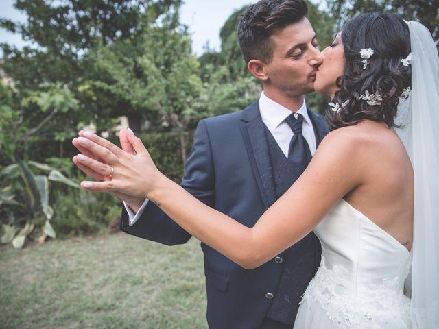 Il matrimonio di Sonia e Dany a Manoppello, Pescara 27