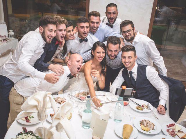 Il matrimonio di Sonia e Dany a Manoppello, Pescara 28