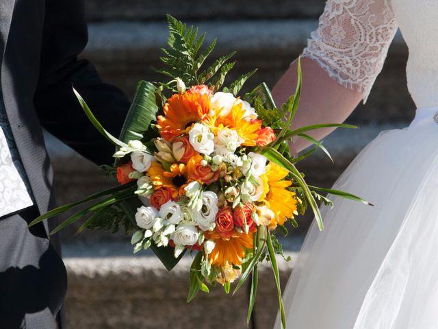 Il matrimonio di Alessandro e Chiara a Borgosesia, Vercelli 1