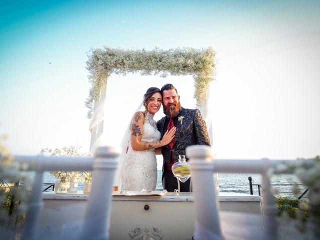 le nozze di Giulia e Andreas