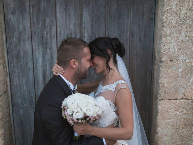 le nozze di Flavia e Rosario