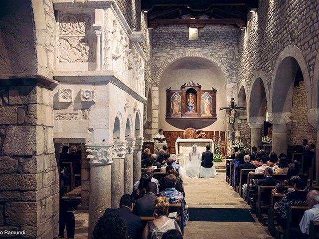 Il matrimonio di Mariano e Paola a Roccavivara, Campobasso 13