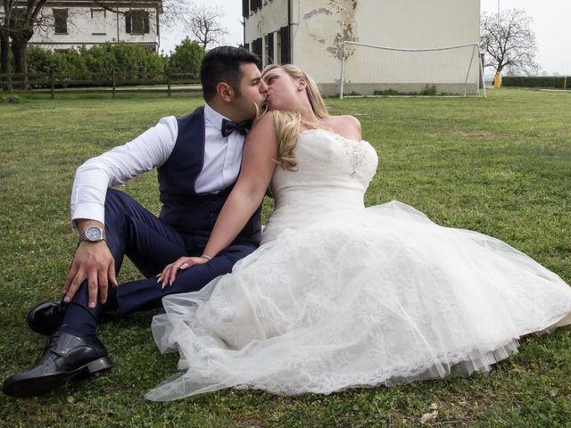 Il matrimonio di Pietro e Veronica a Binasco, Milano 15